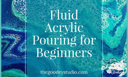 Fluid Acrylic Pouring for Beginners
