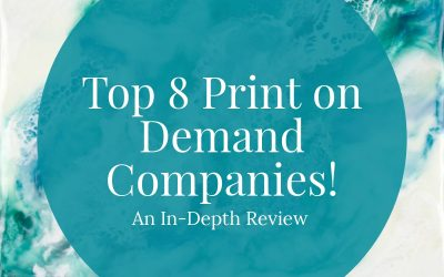 Top 8 Print On Demand Companies: An In-Depth Review